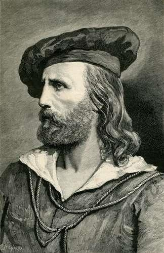 Garibaldi da giovane