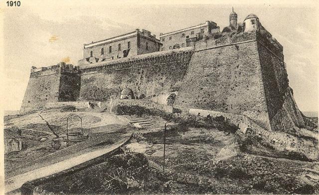 1910.il forte san giorgio