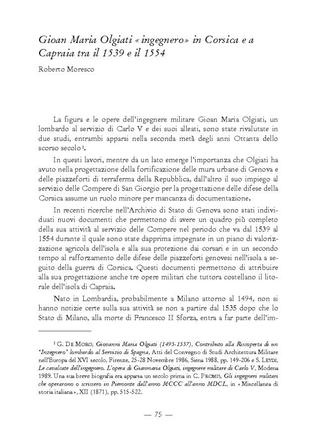 Roberto Moresco - Gioan Maria Olgiati ingegnero in Corsica e a Capraia rid_Page_02