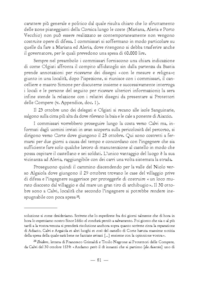 Roberto Moresco - Gioan Maria Olgiati ingegnero in Corsica e a Capraia rid_Page_08