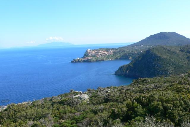 Il forte da Monte Capo